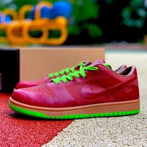 Nike Dunk Low 1 Piece Laser sb athletic shoes
